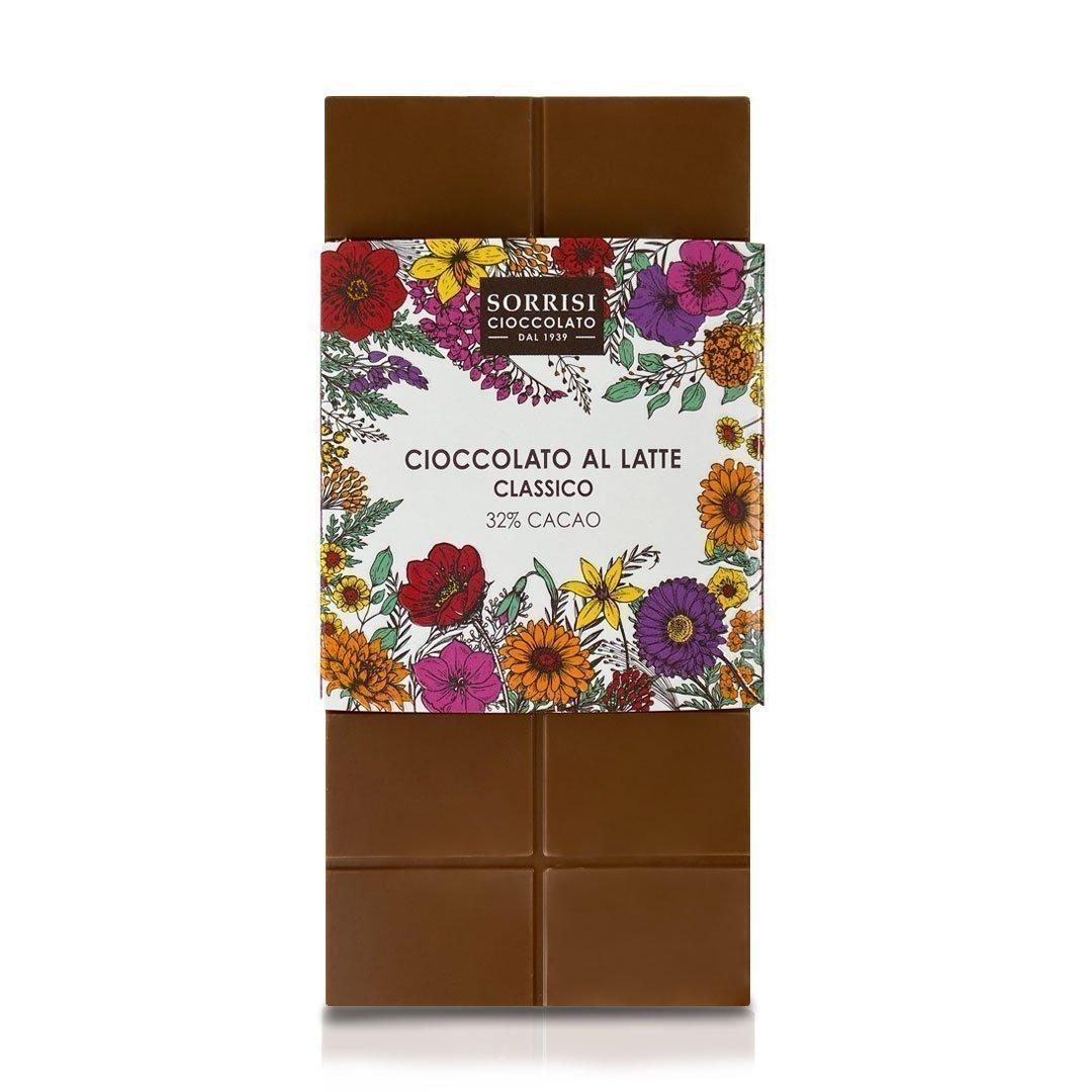 Boellasorrisi cioccolato al latte classico 32 cacao