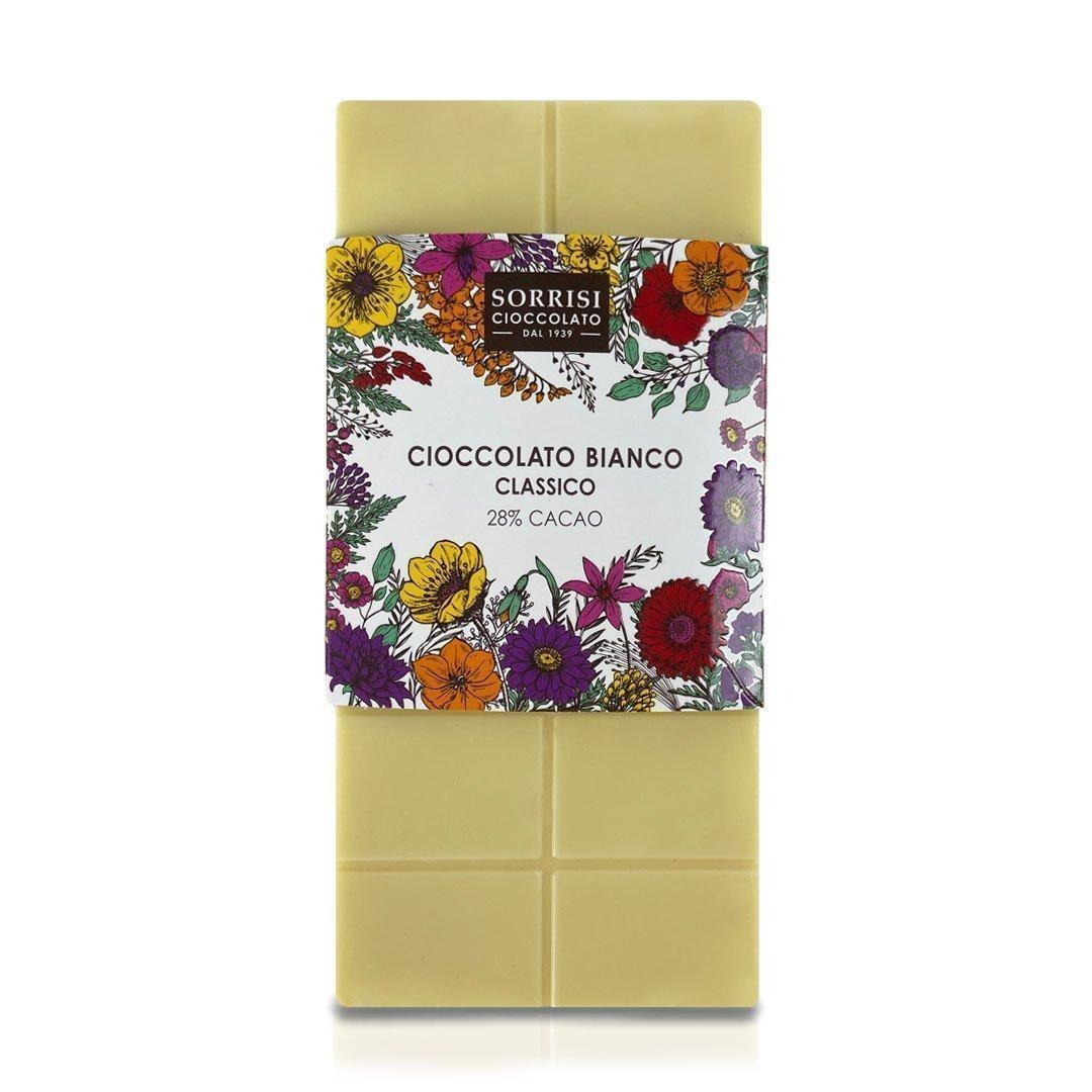 Boellasorrisi cioccolato bianco classico 22 cacao