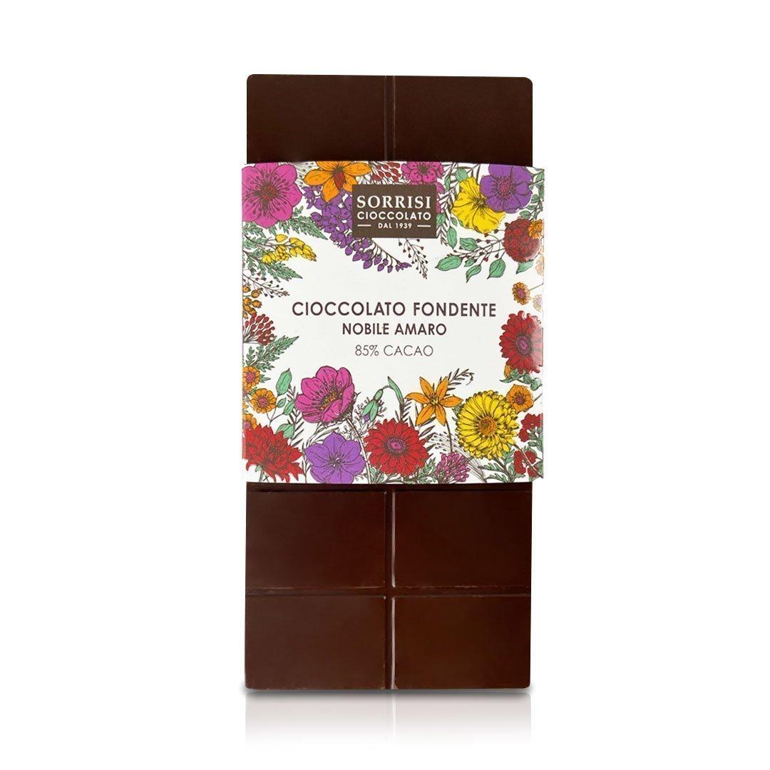 Boellasorrisi cioccolato fondente nobile amaro 85 cacao