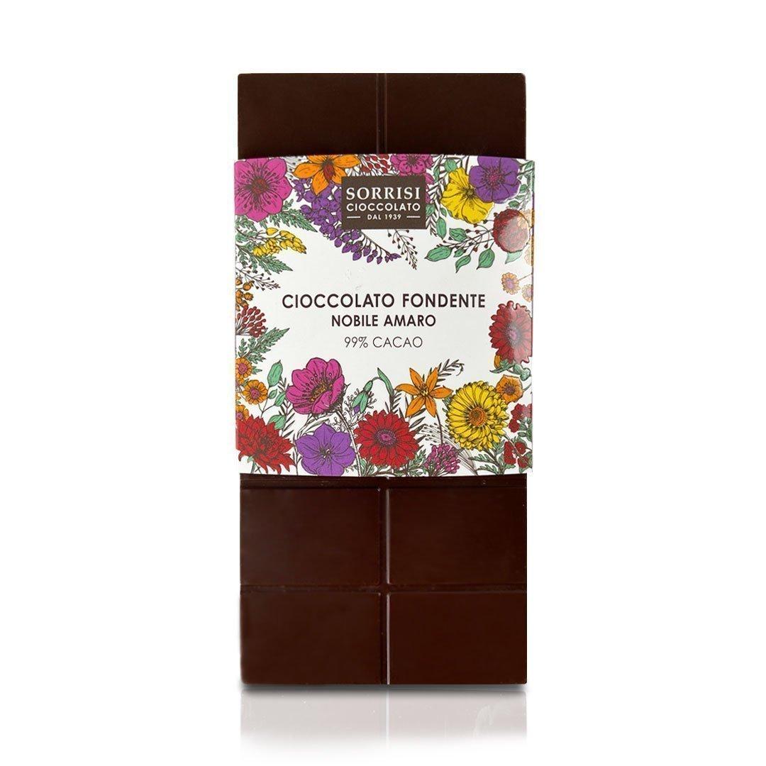 Boellasorrisi cioccolato fondente nobile amaro 99