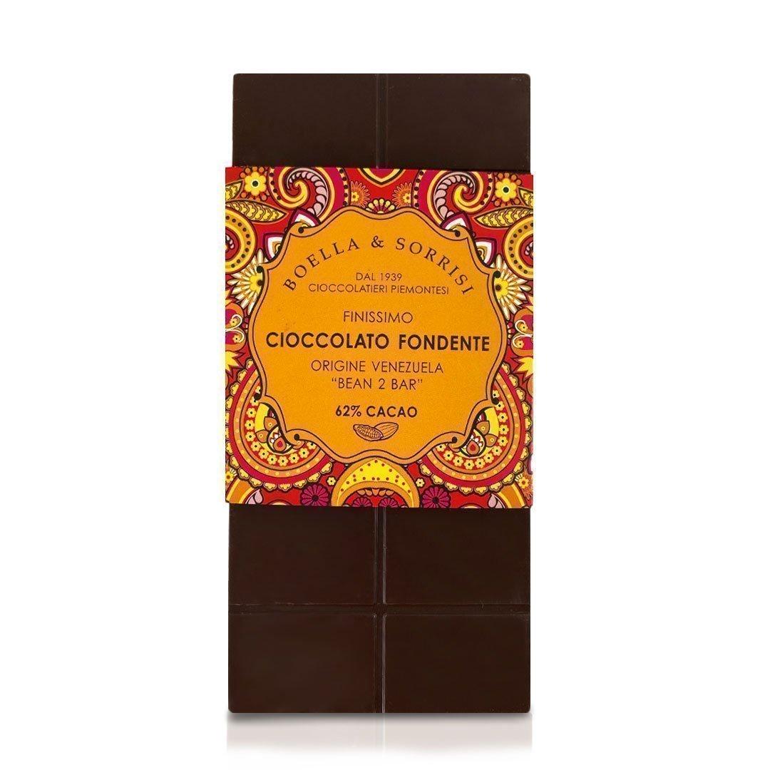 Boellasorrisi cioccolato fondente origine venezuela 62