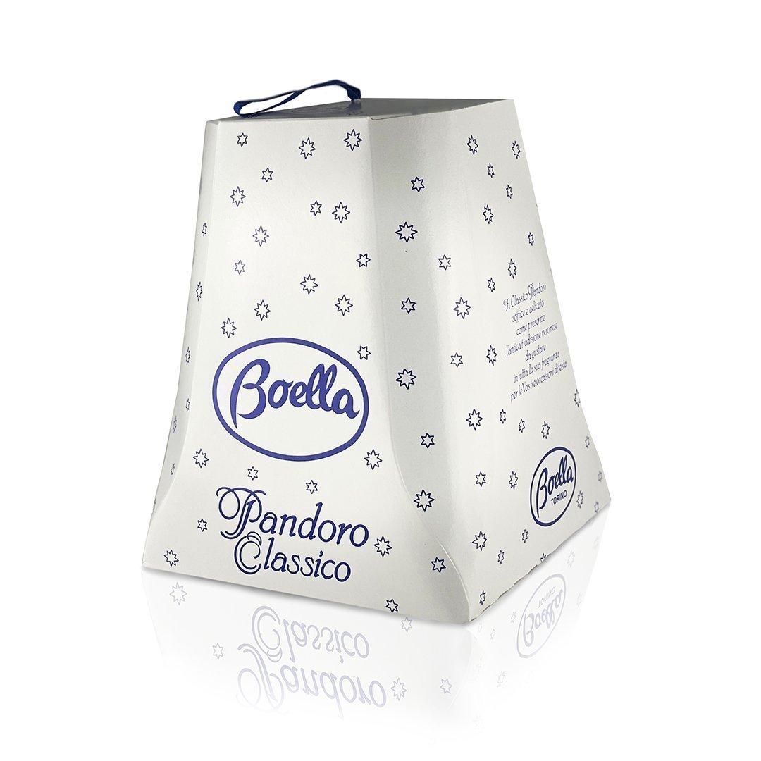 boellasorrisi pandoro classico scatola cartone