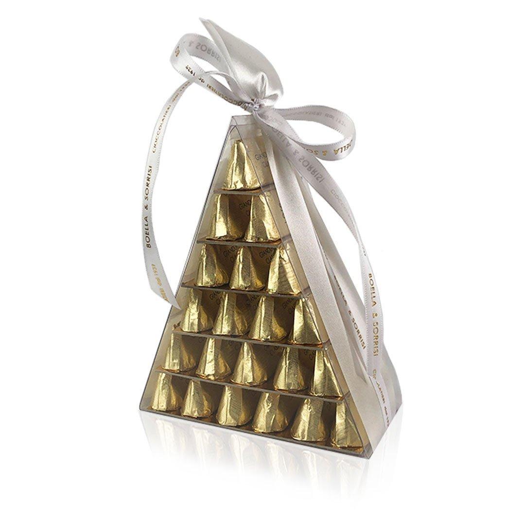 boellasorrisi piramide gianduiotti classici
