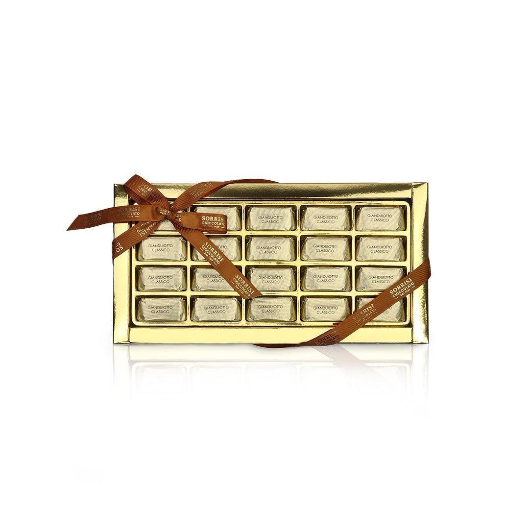 gianduiotti classici scatola oro